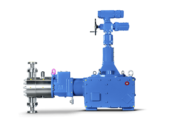 LEWA ecoflow process pump